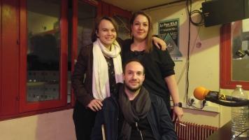 Marine, Lorraine et Mickaël
