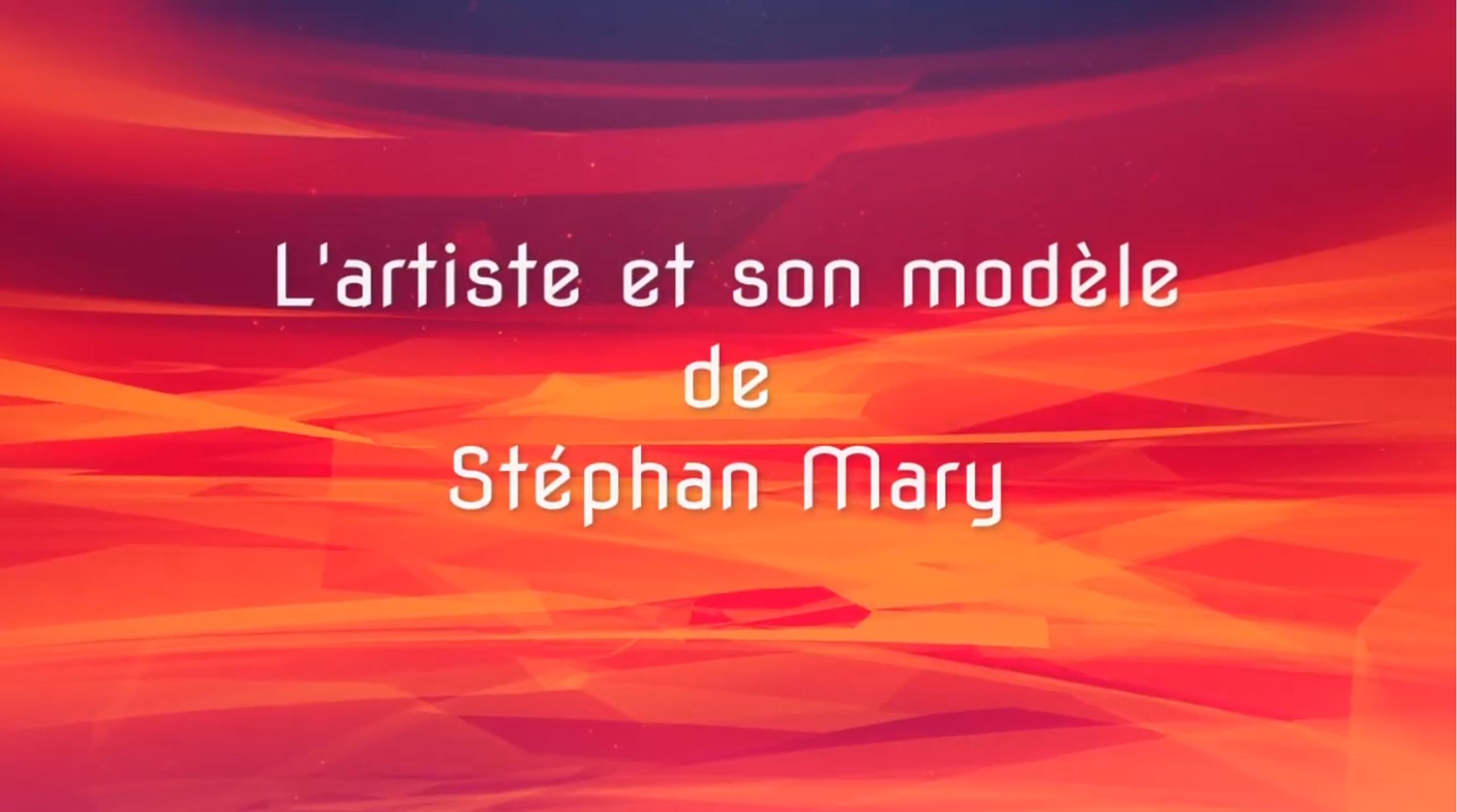 Stéphan Mary et Le zèbre slam dans La bataille des dix mots du Printemps des poètes