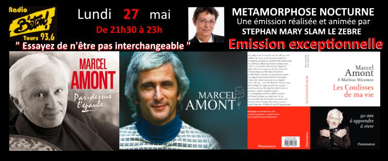 "Marcel Amont dans ""Métamorphose nocturne"""