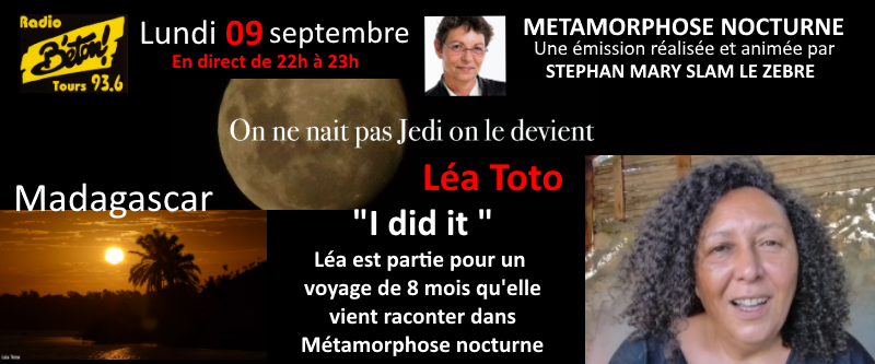 Léa Toto dans Métamorphose nocturne