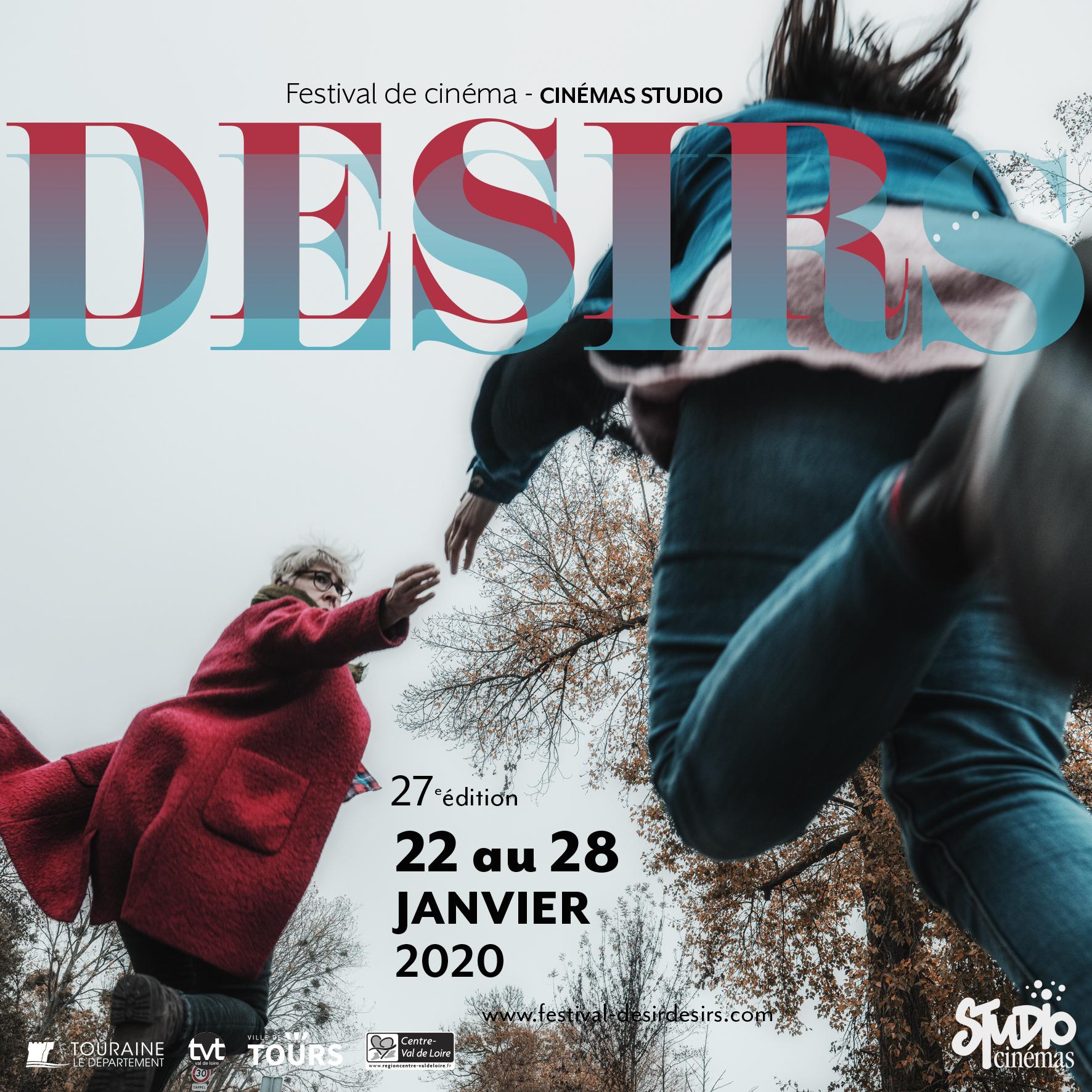 Michaël Achard, coordinateur du Festival Désir Désirs 2020