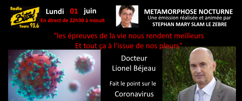 Le Docteur Lionel Béjeau dans Métamorphose nocturne